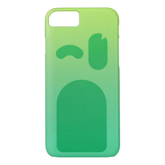 Green Face PhoneCase iPhone 8/7 Case