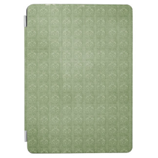 Green Faded Pattern iPad Air Cover