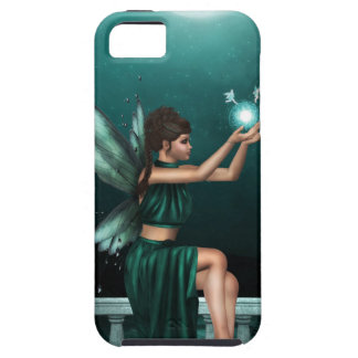Green Fairy Case For The iPhone 5