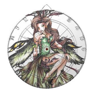 green fairy dartboards