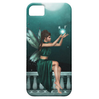 Green Fairy iPhone 5 Cover