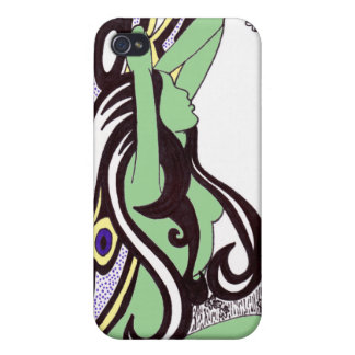 Green Fairy Covers For iPhone 4