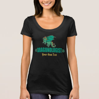 Green Fantasy Dragon T-Shirt