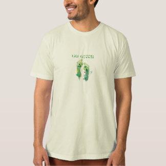 Green Feet T-Shirt