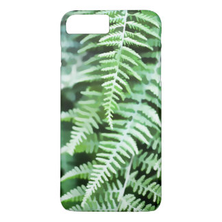 Green Ferns Illustration iPhone 7 Plus Case