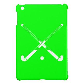 Green Field Hockey iPad Mini Case