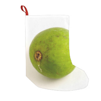 Green Fig Small Christmas Stocking