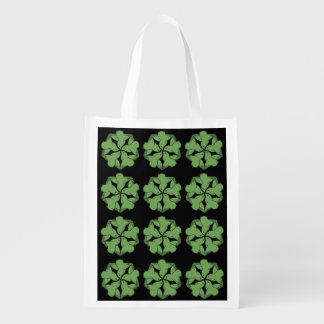 green five birds bag
