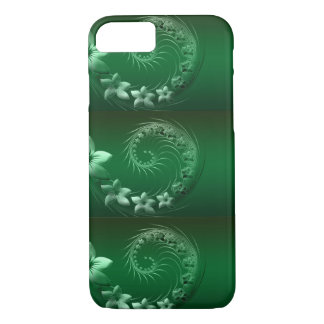 Green Flora iPhone 7 Case