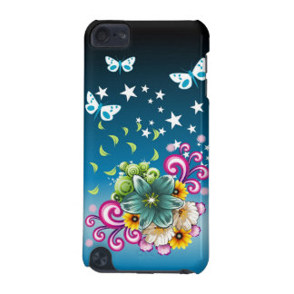Green Floral iPod Touch 5G Case