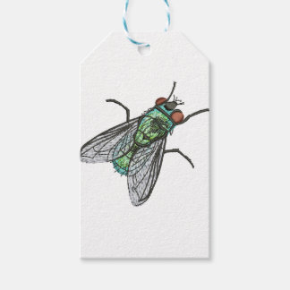 green fly gift tags