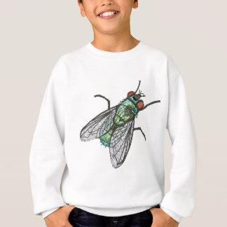 green fly sweatshirt