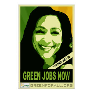 Green for All Poster