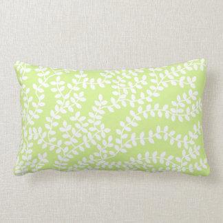 Green Forest Lumbar Pillow