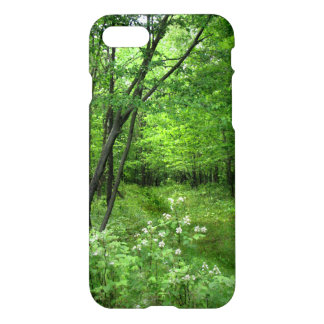 Green Forest Nature Woodland Hike iPhone 8/7 Case
