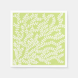 Green Forest Paper Napkins