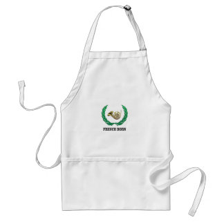 green french horn standard apron