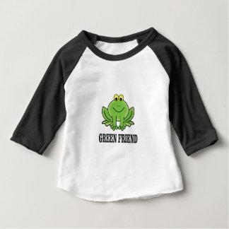 green friend baby T-Shirt