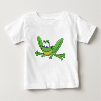 GREEN FROG BABY T-Shirt