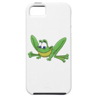 GREEN FROG iPhone 5 CASE