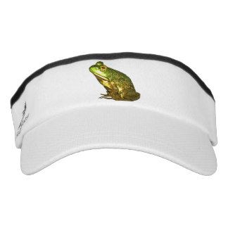 Green Frog Princess Charming Headsweats Visors
