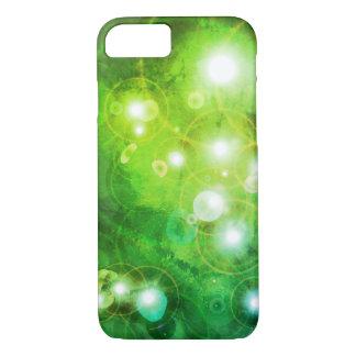 Green Galaxy Phone Case