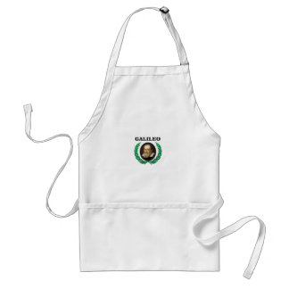 green galileo standard apron