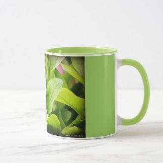 Green Garden mug