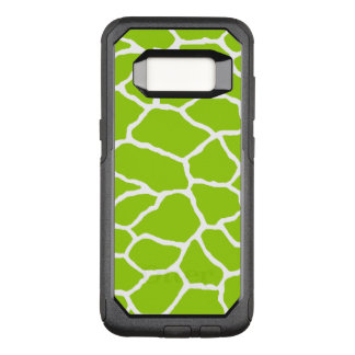 Green Giraffe OtterBox Galaxy S8 Case