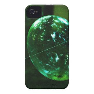 Green Glass Raindrop Case-Mate iPhone 4 Case