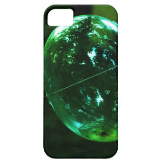 Green Glass Raindrop iPhone 5 Covers
