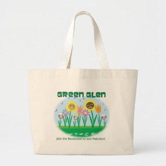 Green Glen Flora Organic Tote
