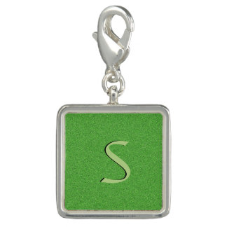 Green Glimmer Charm