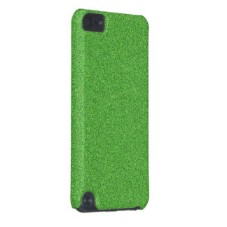 Green Glimmer iPod Touch 5G Cases