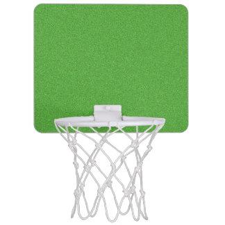 Green Glimmer Mini Basketball Hoop