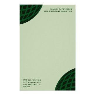 Green Global Business Stationery Paper