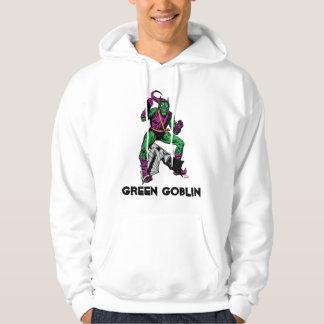 Green Goblin Retro Hoody