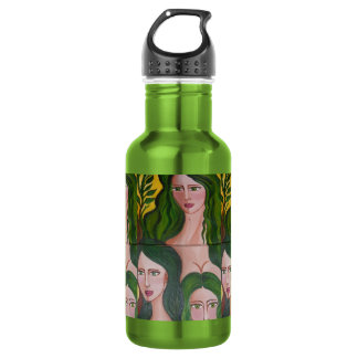 Green Goddess Liberty Bottle