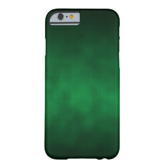 Green Gothic Ombre Background Art Barely There iPhone 6 Case