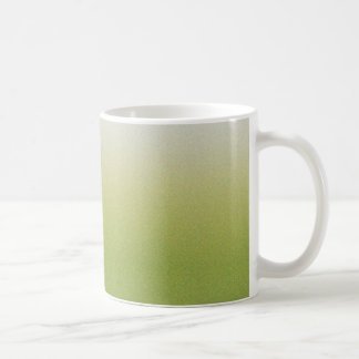 Green Gradient Coffee Mug