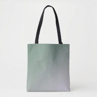 Green Gradient Tote Bag
