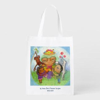 Green Grannie Reusable Shopping Bag