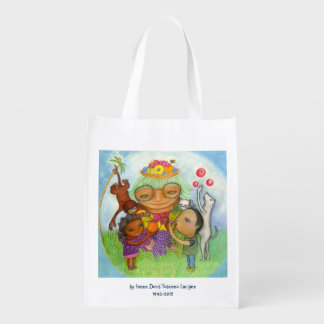Green Grannie Reusable Shopping Bag Grocery Bags