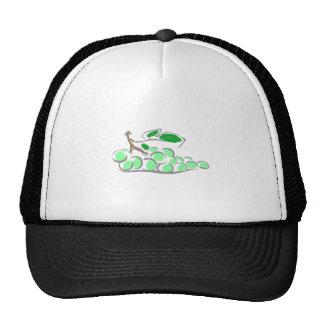 Green Grapes Bunch Trucker Hat