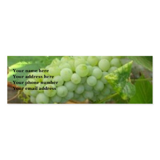 Green Grapes Business Cards