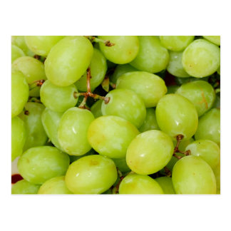 Green Grapes Postcard