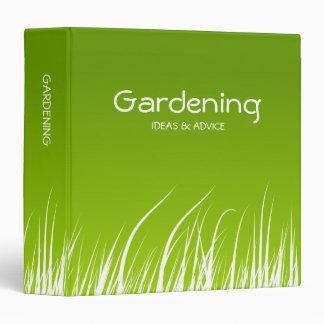 Green Grass binder