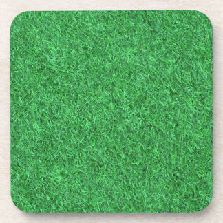 Green Grass Coaster