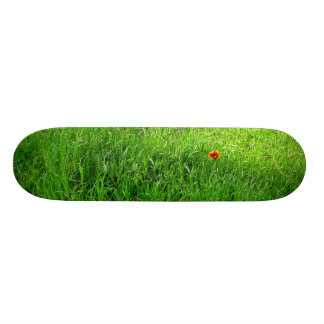 Green Grass Custom Skateboard