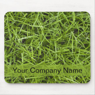 Green Grass Landscaper Lawn Maintenance Mouse Pad